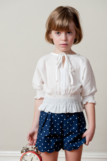 Cute shirt & shorts