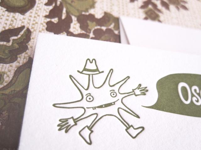 Mr Splodge note cards 2