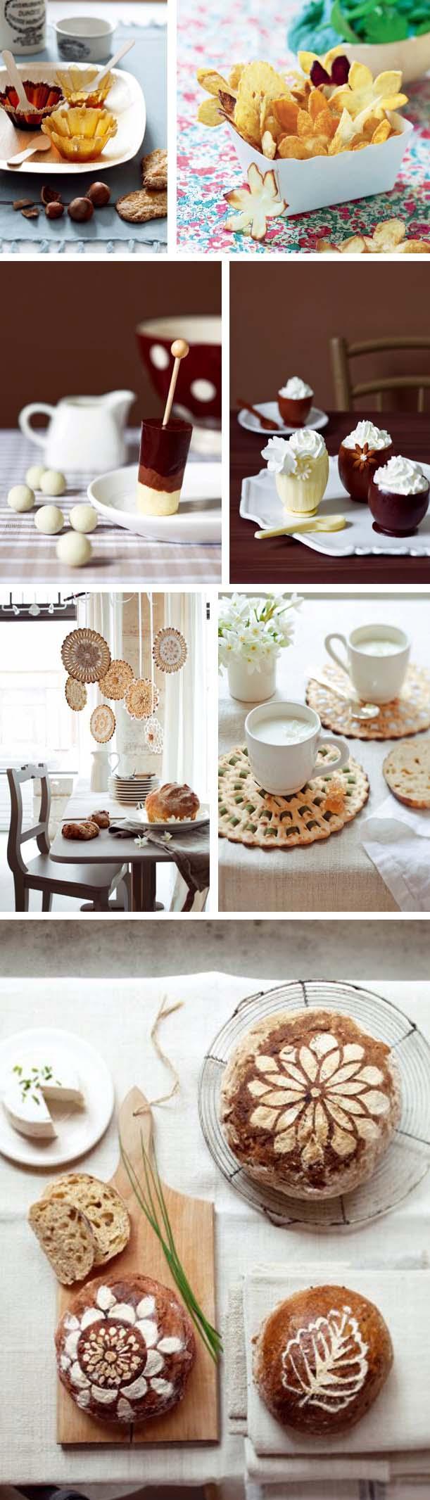 Vania Leroy-Thuillier, Tania Zaoui food styling