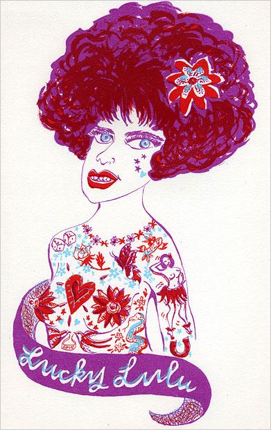 Lucky-Lulu Kitty Guthrie Oakley