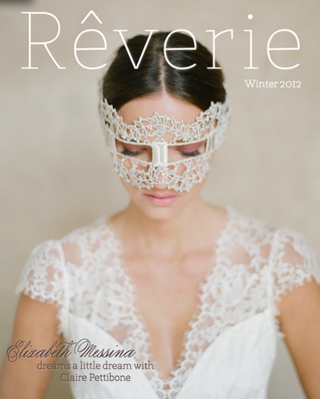reverie magazine cover